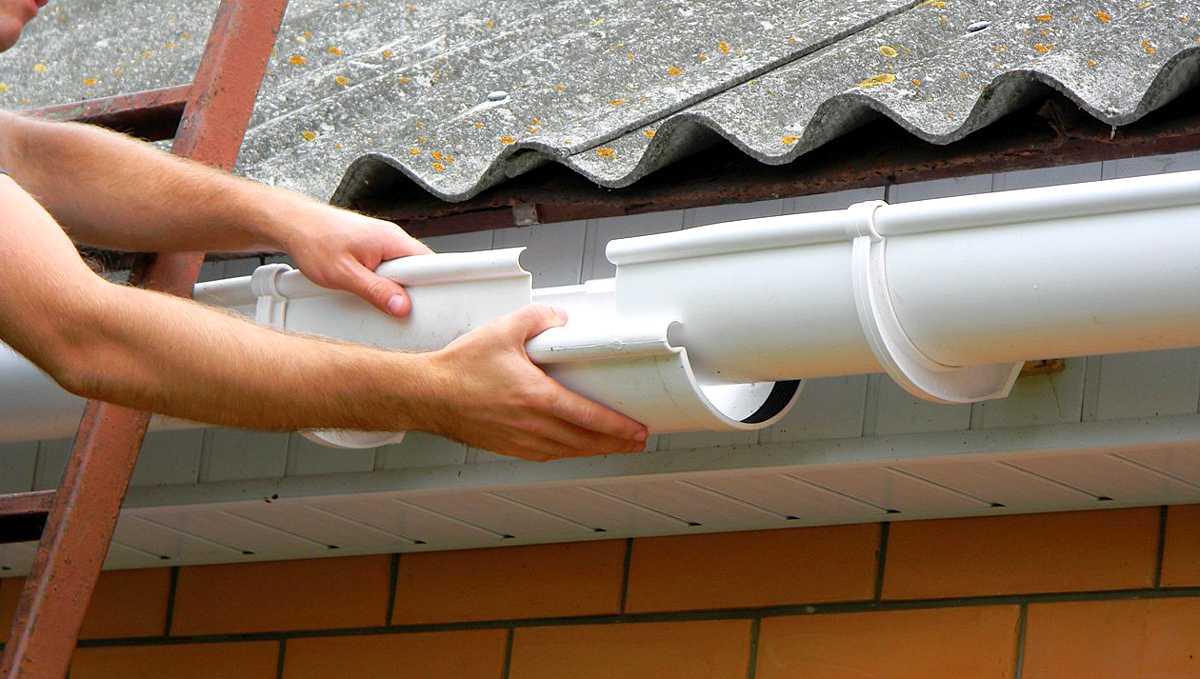 Системы водостока для крыши