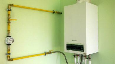 Организация газоснабжения в жилых домах