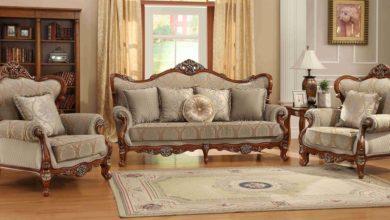 Виды мягкой мебели