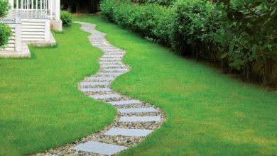 Как правильно выбрать покрытие для садовых дорожек