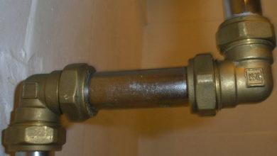 Монтаж металлических труб
