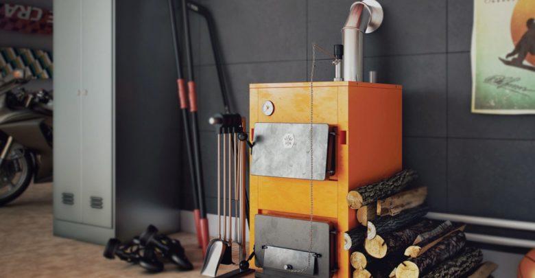 Пиролизные котлы – современный вид твердотопливных котлов