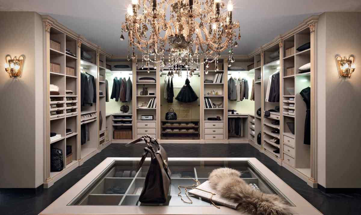 Гардеробные комнаты — не роскошь, а насущная необходимость!