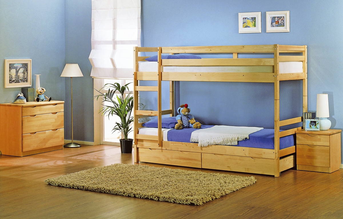 История 2-х ярусных кроватей
