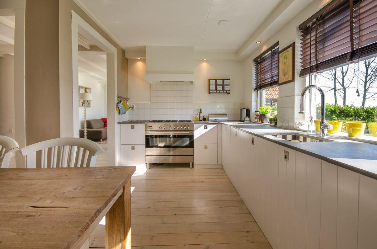 Как подобрать новую кухню