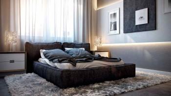 Варианты интерьера спальни