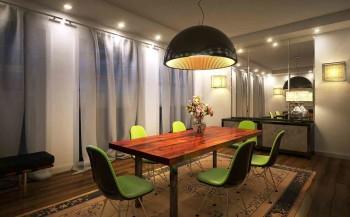Организуем жилищное пространство при помощи света