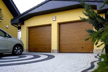 Как сделать ворота в гараже самим