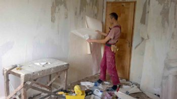 Немного про ремонт в квартире