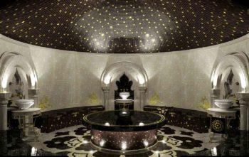 Мозаика для хамама