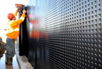 Строительные материалы для дренажирования стен