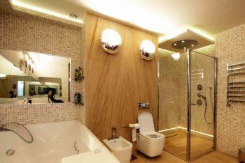 Как выбрать светодиодные светильники для ванной комнаты
