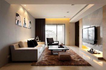 Идеи для оформления гостиной