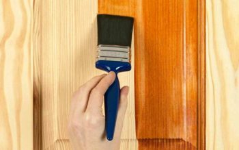 Как покрасить кухонные фасады своими руками