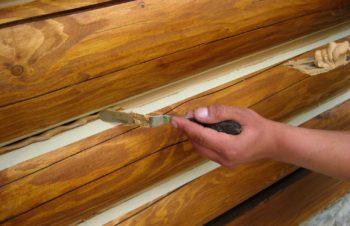 Как самому утеплить деревянный дом