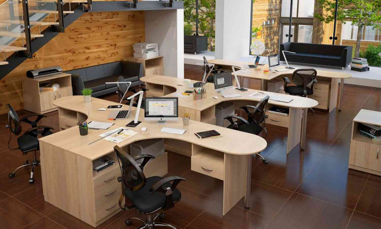 Виды офисной мебели - особенности выбора
