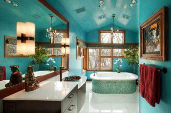Какой ремонт сделать в ванной
