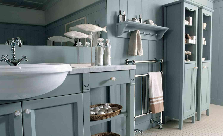 Визуальное расширение пространства ванной комнаты