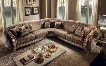 Как выбрать угловой диван в гостиную