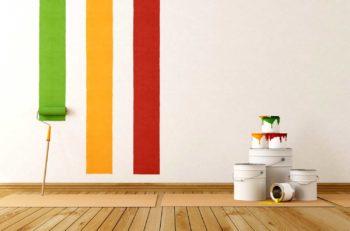краску выбрать для стен