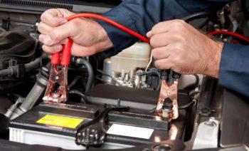 зарядить автомобильный аккумулятор
