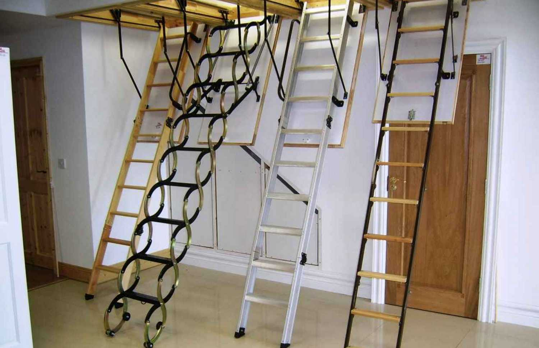 Преимущества лестниц из массива