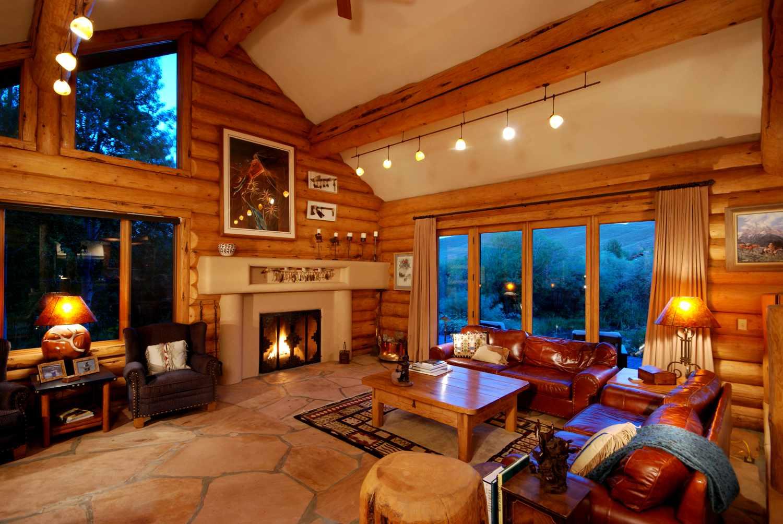 Уютные интерьеры домов 4