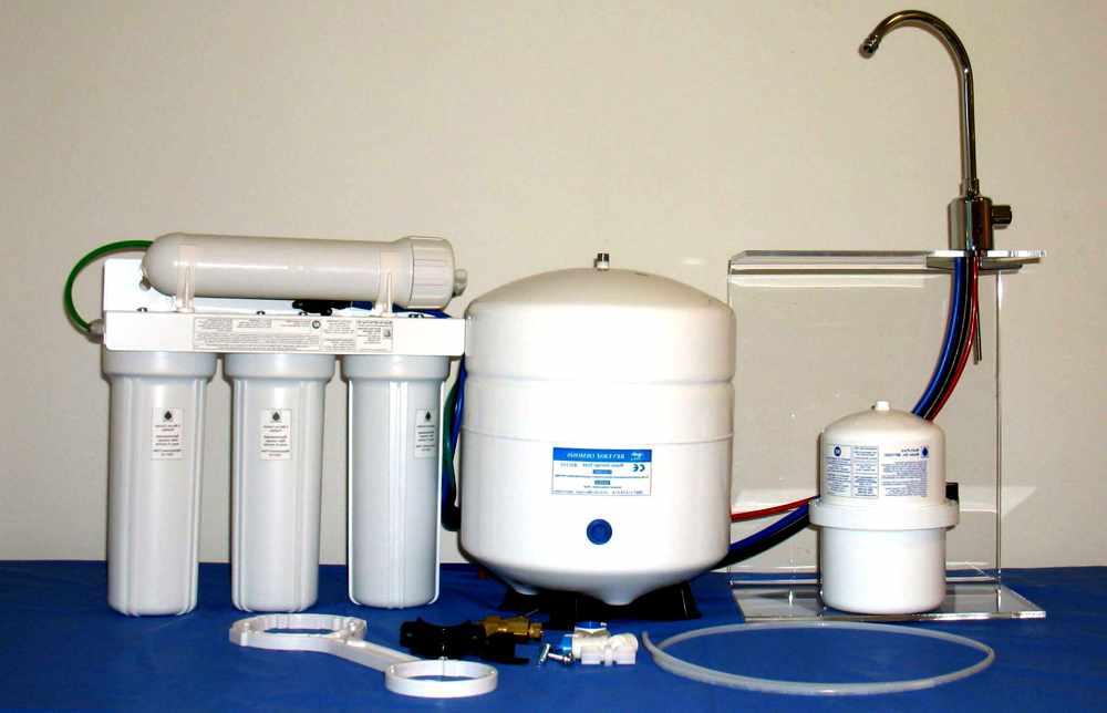 Чистая вода в вашем доме