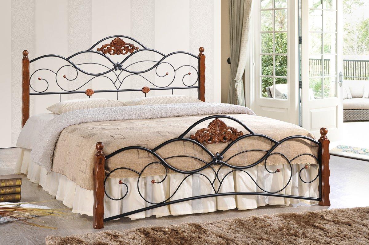 Преимущества металлических кроватей
