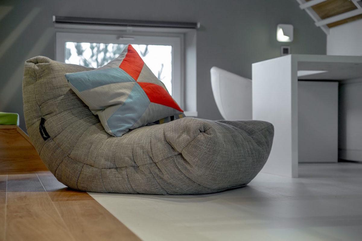 Бескаркасная мебель - плюсы и минусы использования