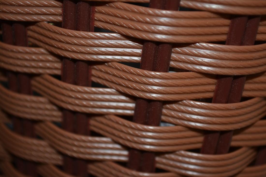 Что такое мебель из искусственного ротанга