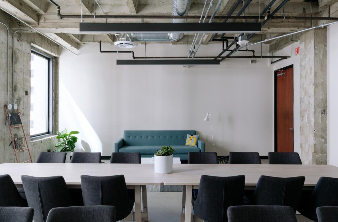 Покупка мебели для офиса