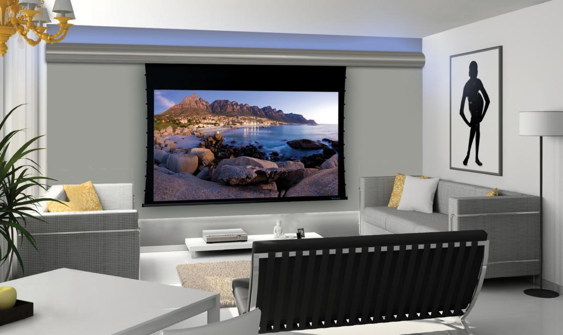 Экраны для проектора различного назначения